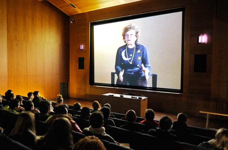 Témoignages filmés de déportés juifs de France à Auschwitz II-Birkenau
