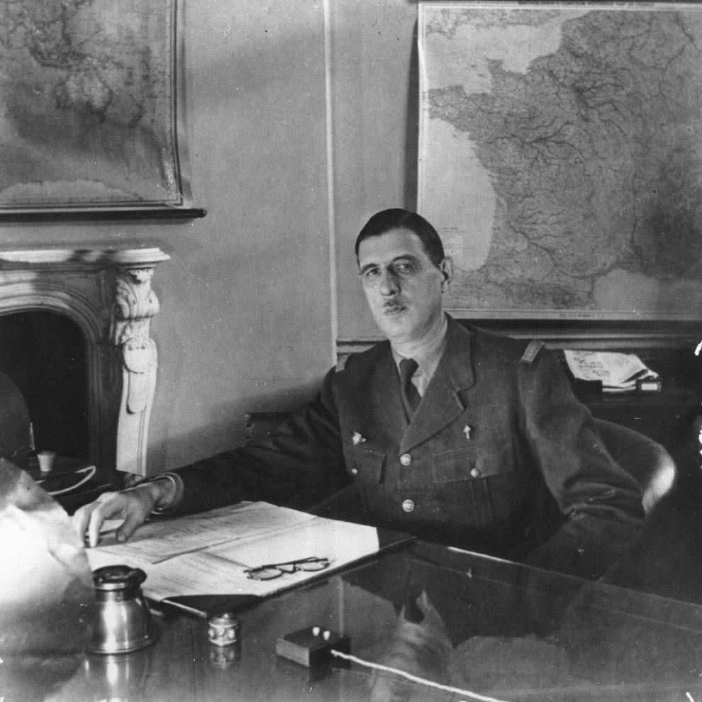 appel De Gaulle Londres
