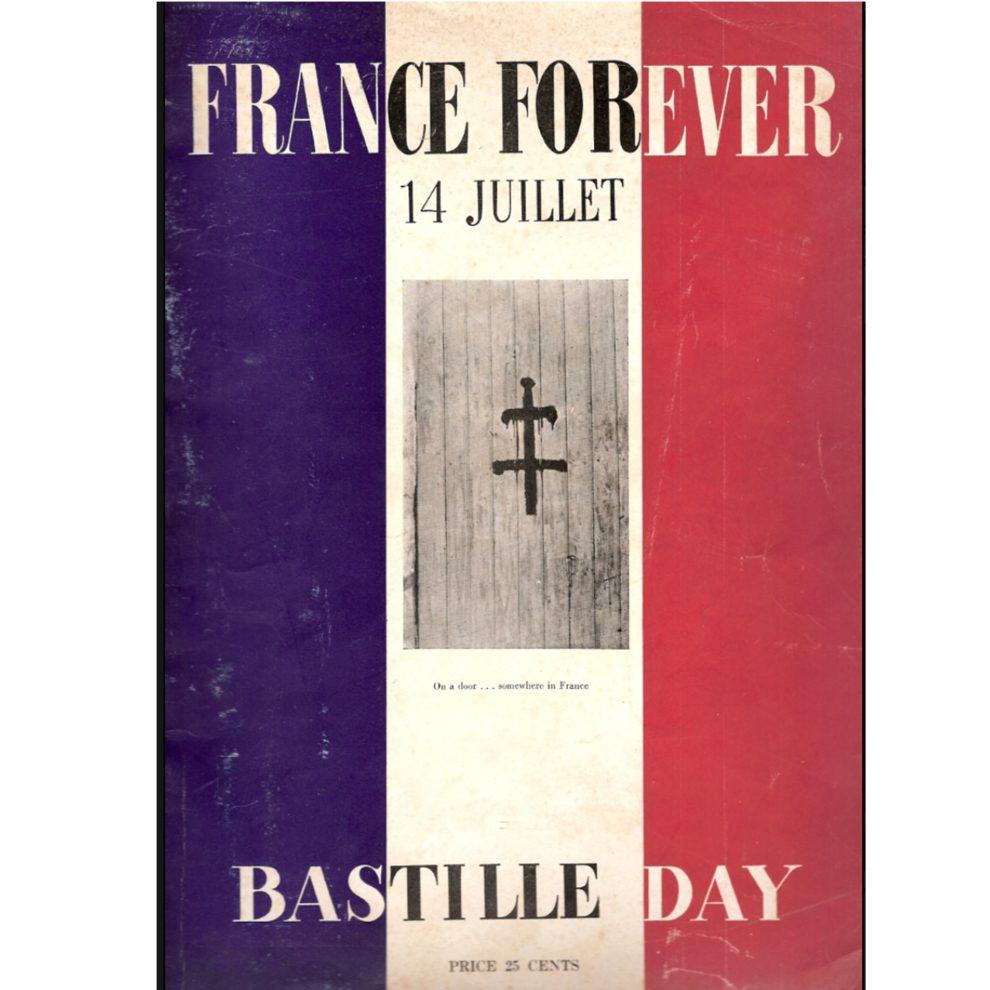 Bastille day France Forever