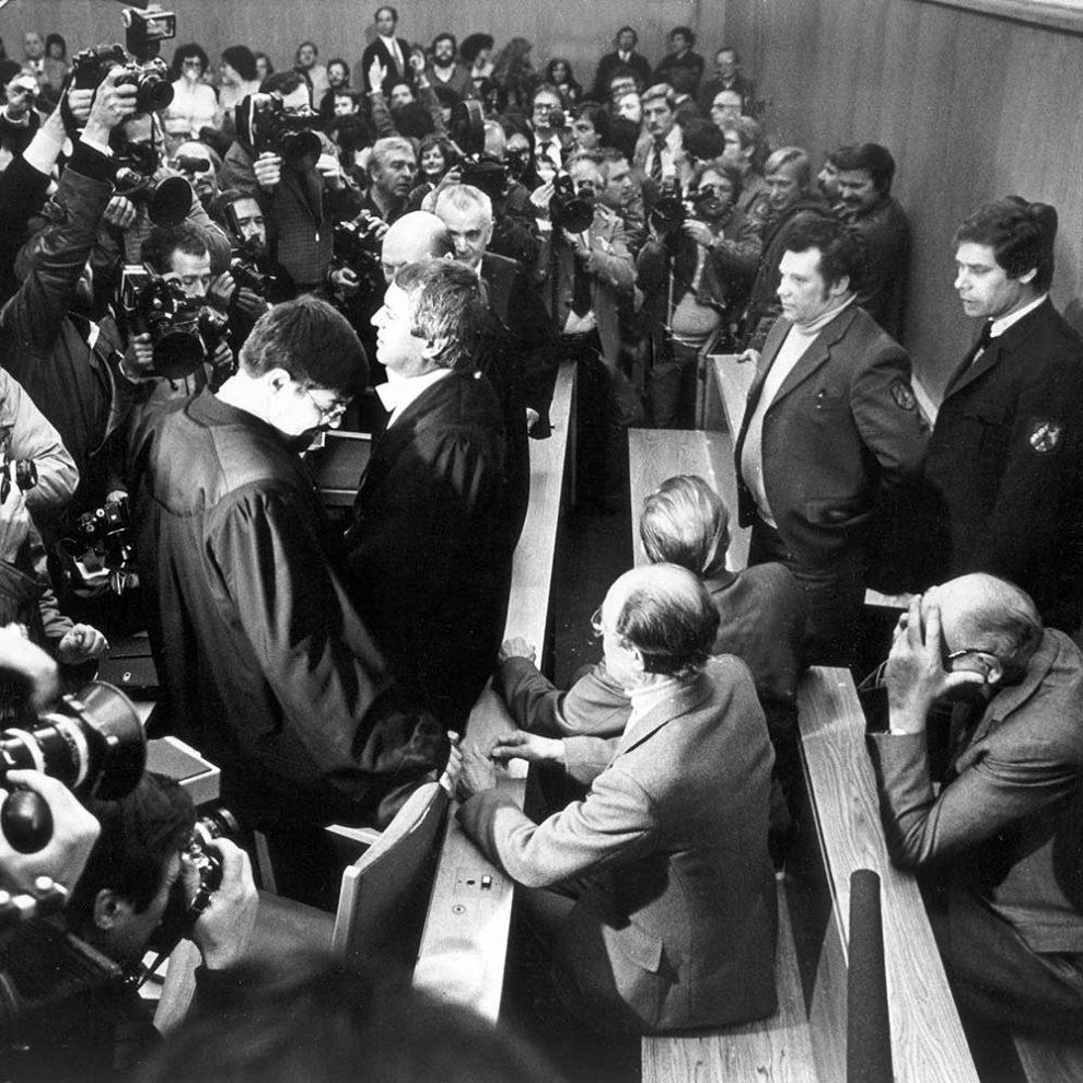 Lischka Prozess in Köln - Urteil