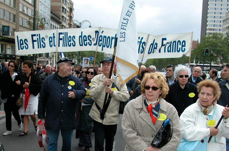Les Fils et Filles des déportés juifs de France