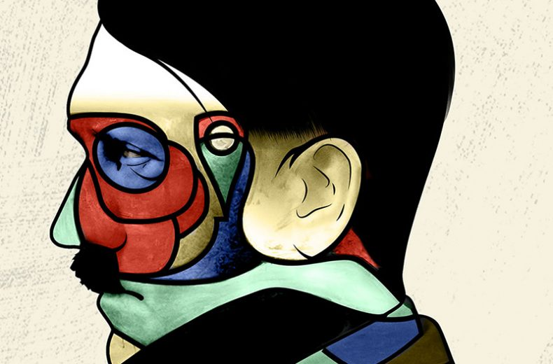 «Hitler Versus Picasso et les autres» de Claudio Poli