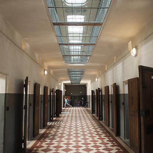 Visite prison Montluc
