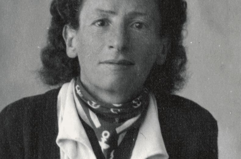 Eva Kotchever (1891-1943), fondatrice d'un club de femmes à New York