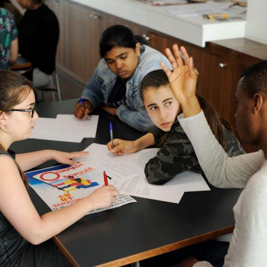 Ateliers </br>pédagogiques