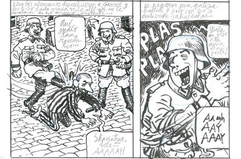The graphic novel: an effective way to remember the past?