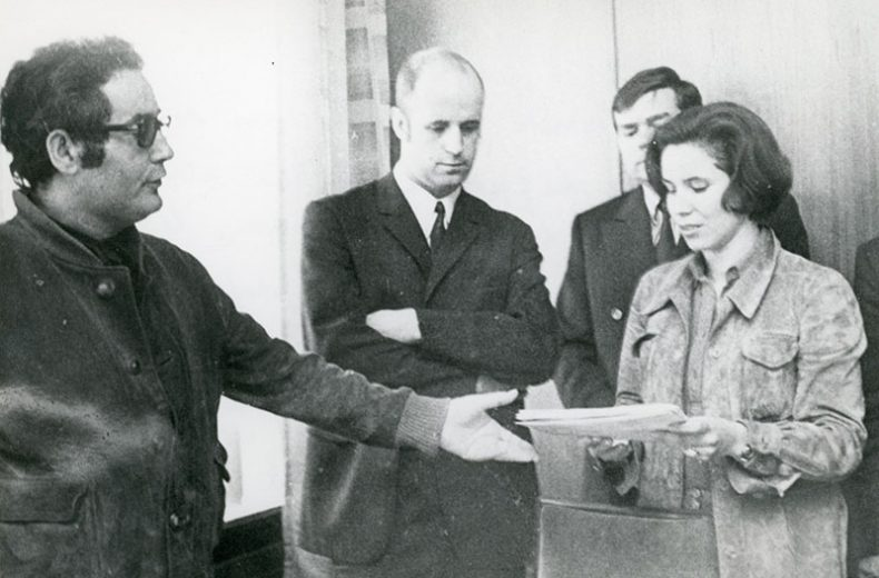 Serge et Beate Klarsfeld, guérilleros de la mémoire <br>d'Elisabeth Lenchener