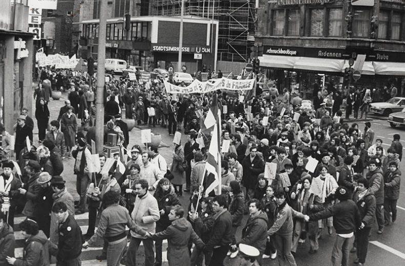 1979 : le procès de Cologne<br> suivie de la projection d'extraits d'un documentaire sur le procès de Lischka